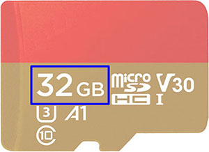 Memory-Card-Size