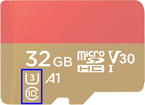Memory-Card-Speed-Class